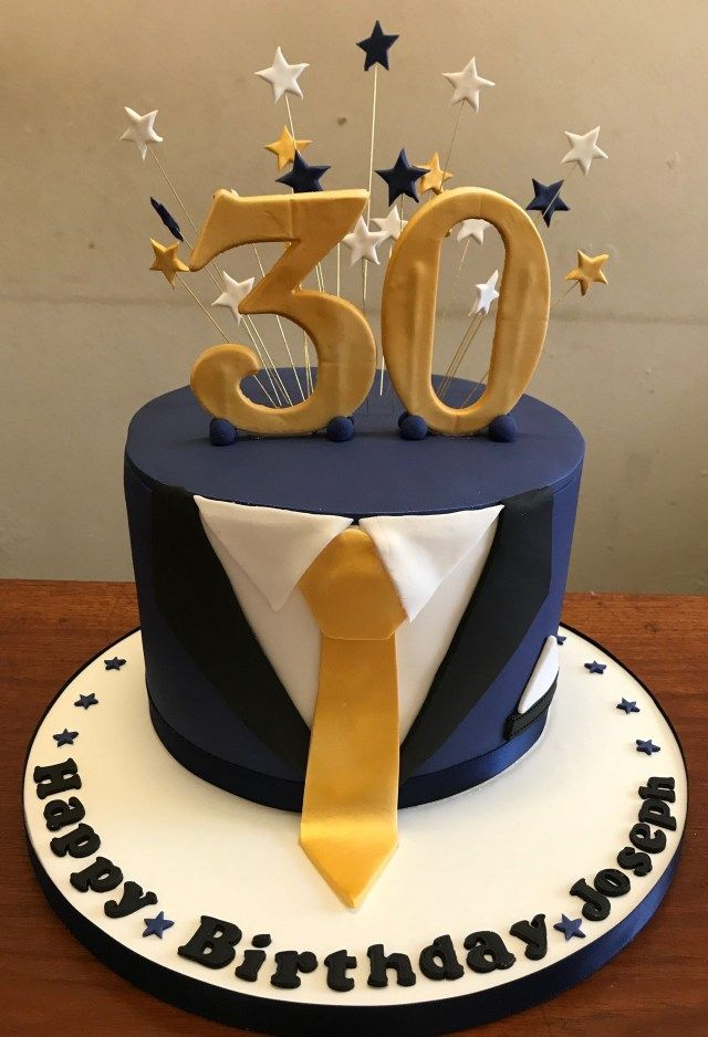 Cool 28 Male 30Th Birthday Cake Designs Birthday Cake For Him Cake Funny Birthday Cards Online Chimdamsfinfo