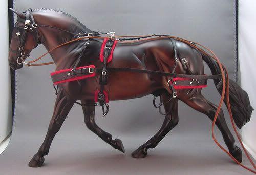 Schleich Horse Club western selle et Camargue selle chevaux selle reitzubehör