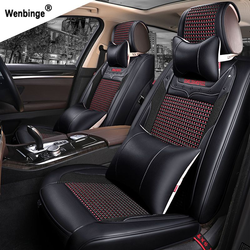 Wenbinge Special Leather Car Seat Covers For Chevrolet Cruze Captiva Trax Lova Sail Auto Accessories Car Styling Auto Stickers Affiliate Lovas