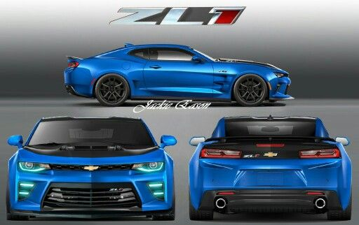 2016 Zl1 Camaro Concept Chevy Camaro Zl1 Chevy Muscle Cars
