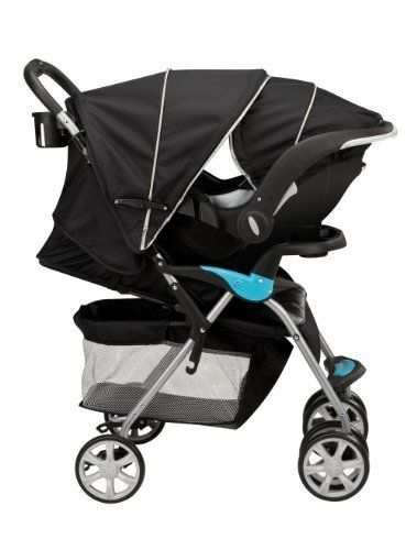 Evenflo FeatherLite 200 Stroller With Embrace 35 Car Seat Trivet Blue By Amazon Gp Product B006PB2EY8 Ref