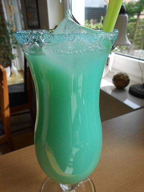 Cocktail Höhenrausch #alcoholicpartydrinks