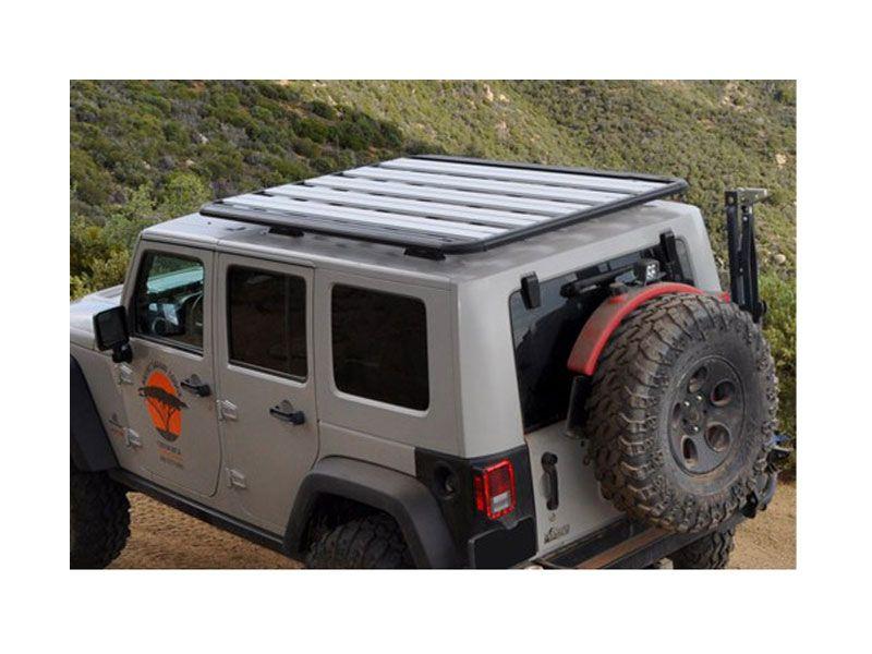 Roof Rack Jeep Jk Unlimited Fotos De Coches Zcoches