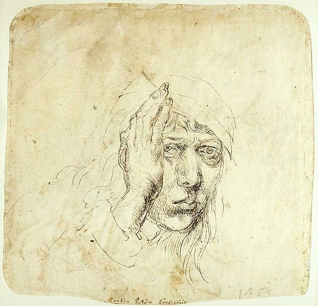 Dürer, Self Portrait with Bandage