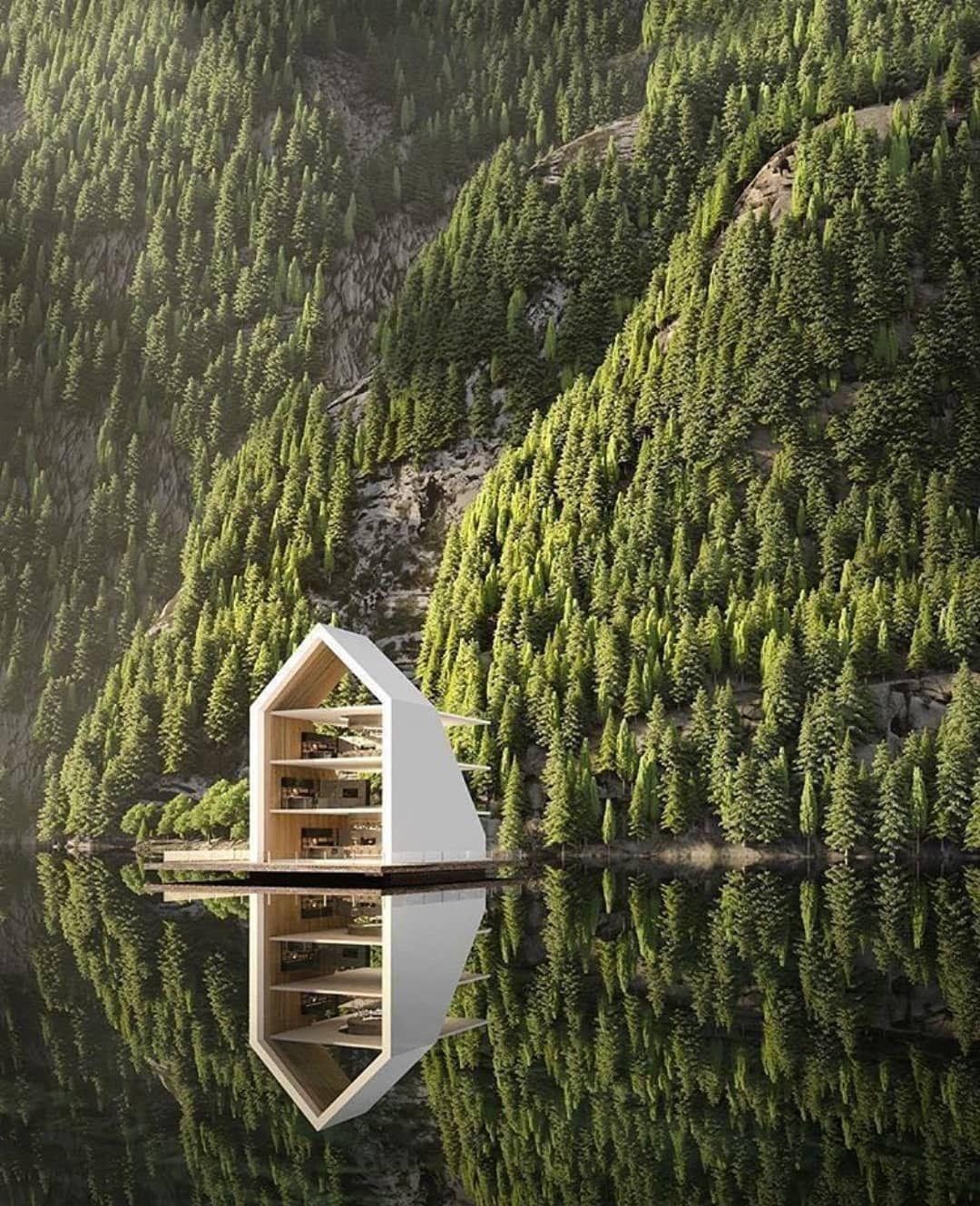 99+ Magnificent Landscape Architecture Across The World (Part 2 #architecture