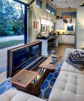 Amplified Tiny House - Tiny Living
