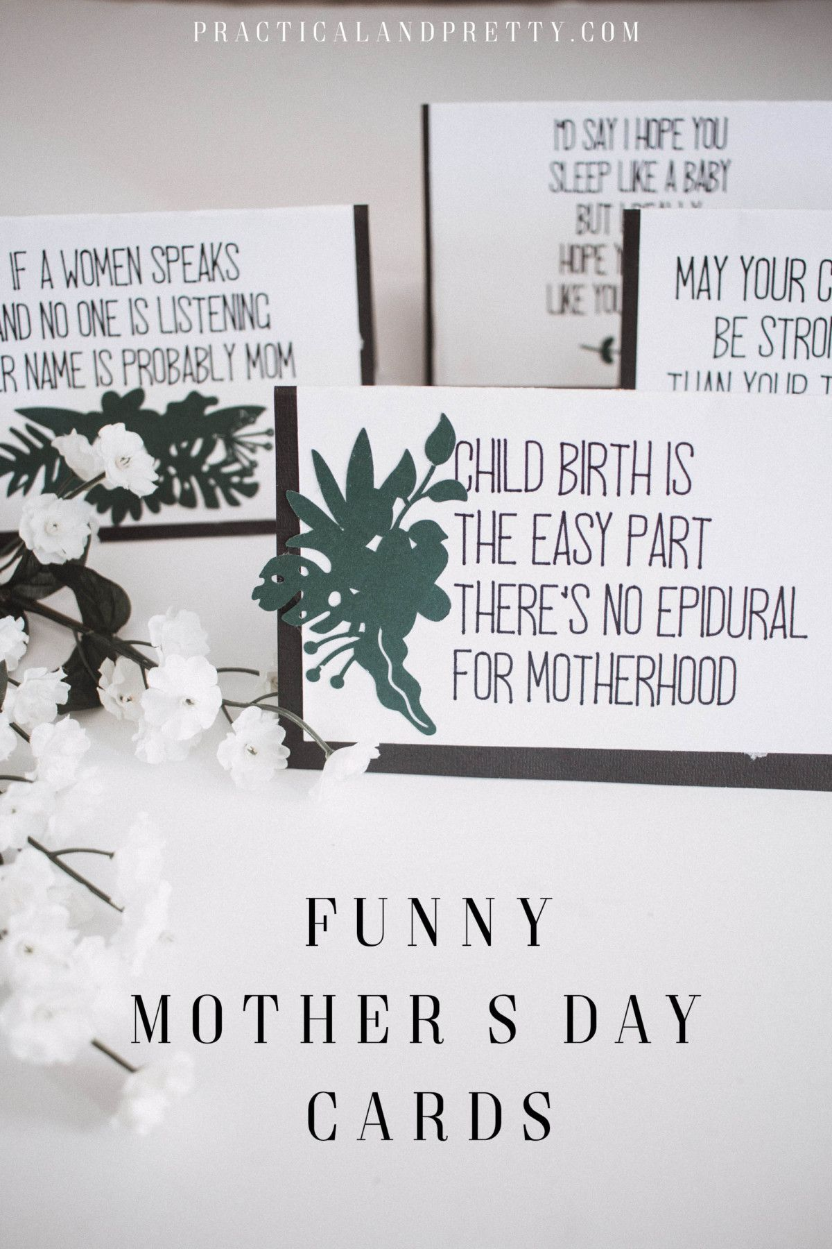 Funny Mother's Day Quotes Cards Mothers day quotes