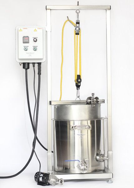 Quot Nano Brewer Home Quot 10 15 And 20 Gallon Electric Brew