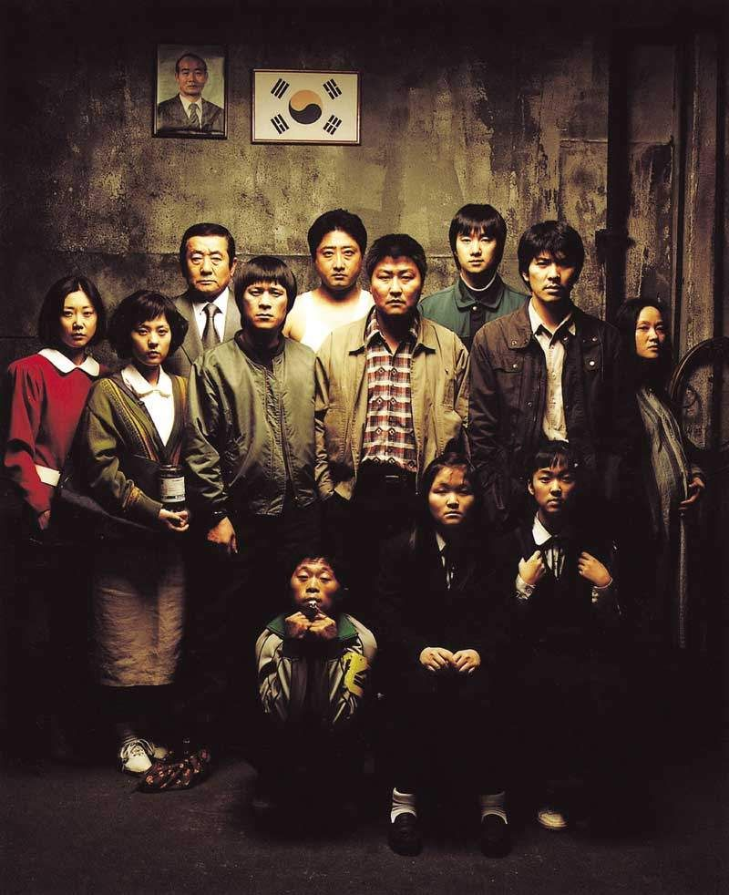 Memories of Murder 살인의 추억 (Bong Joon-ho, 2003)