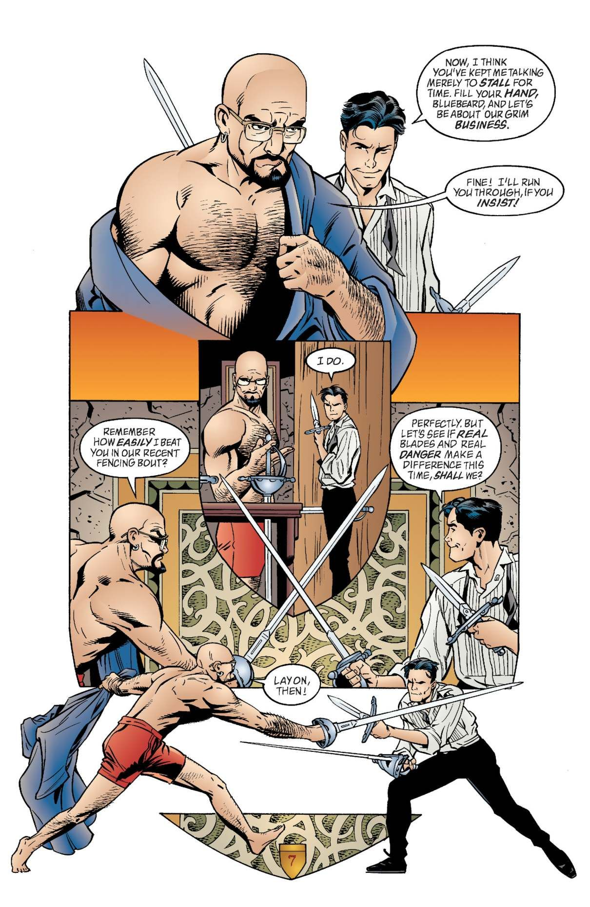 Read Comics Online Free Fables Chapter 016 Page 8 Fables Comic Fables Read Comics Online Free