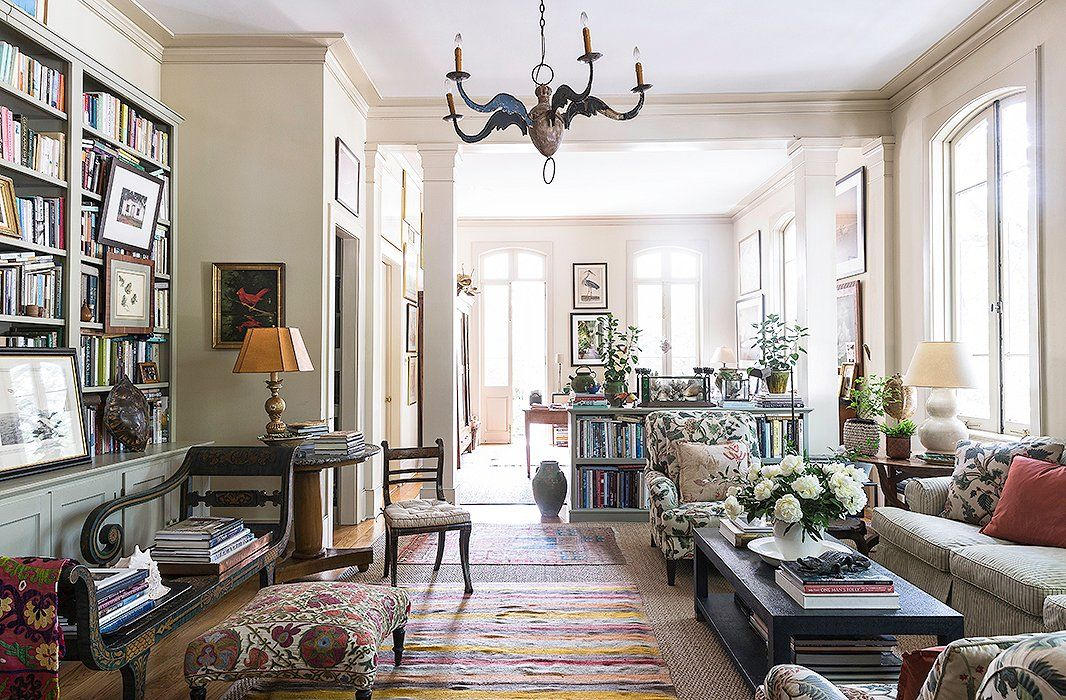 Tour Author Julia Reed S New Orleans Home New Orleans Homes New Orleans Home House Design