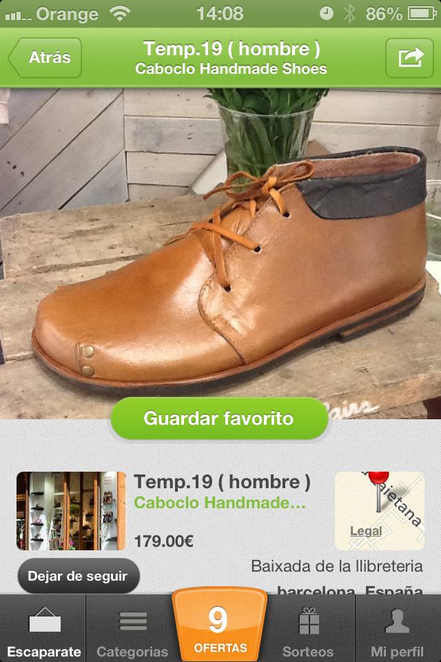 8910bd11 Los zapatos artesanales eco-friendly de Caboclo por fin en Barcelona ...
