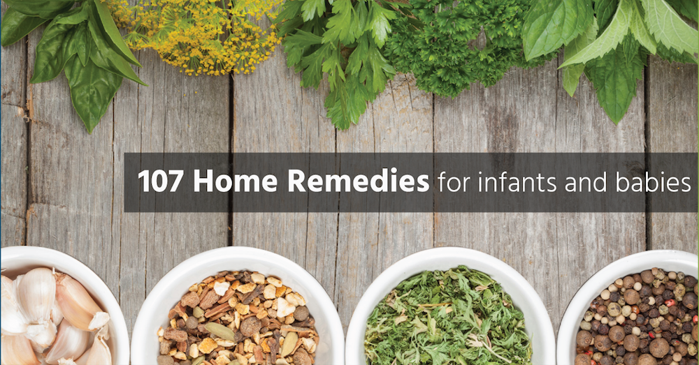 Home remedies for infants and babies Coughs & colds