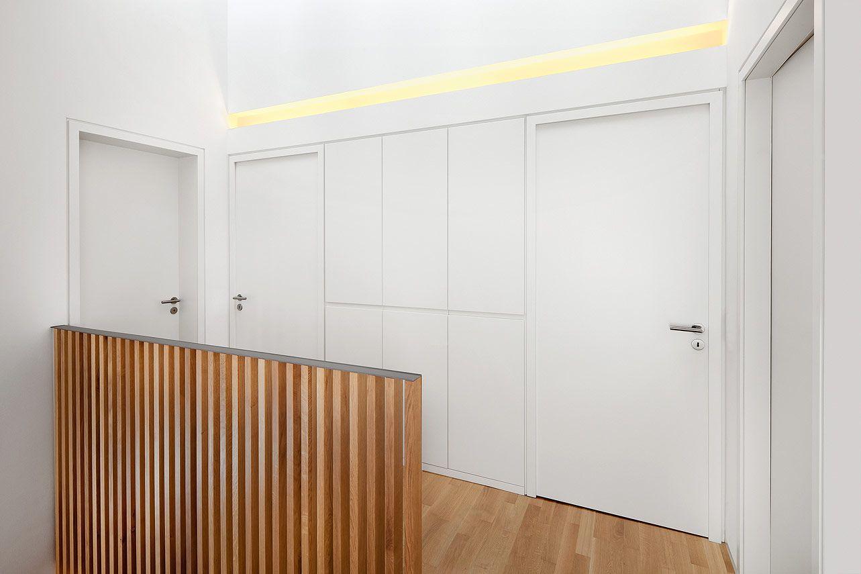 Berschneider + Berschneider, Architekten BDA + Innenarchitekten, Neumarkt:  Wohnhaus W (2009)