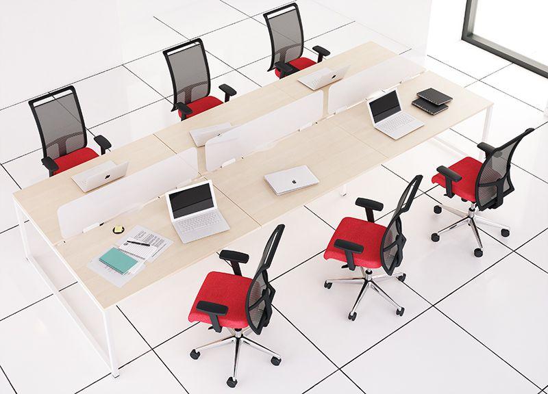Office Desking Nova O Desks And Benches Narbutas Office Desk Desk Library Furniture