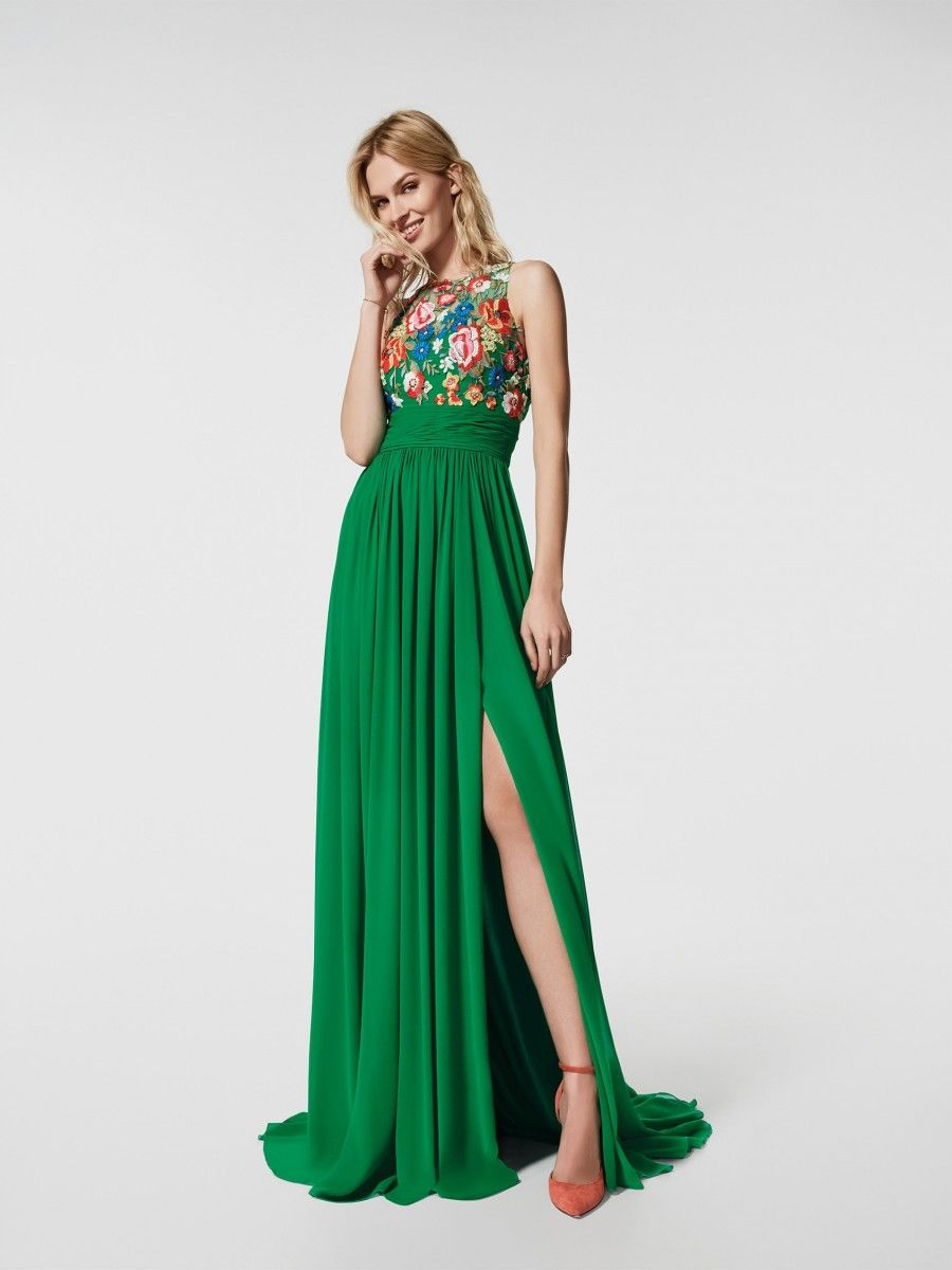 Griega elegant long dresses gowns pinterest vestidos green