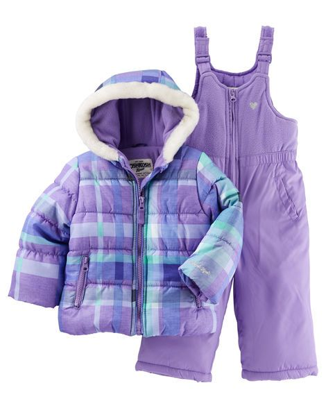 efdebb3ea Baby Girl OshKosh 2-Piece Snowsuit from OshKosh B gosh. Shop ...