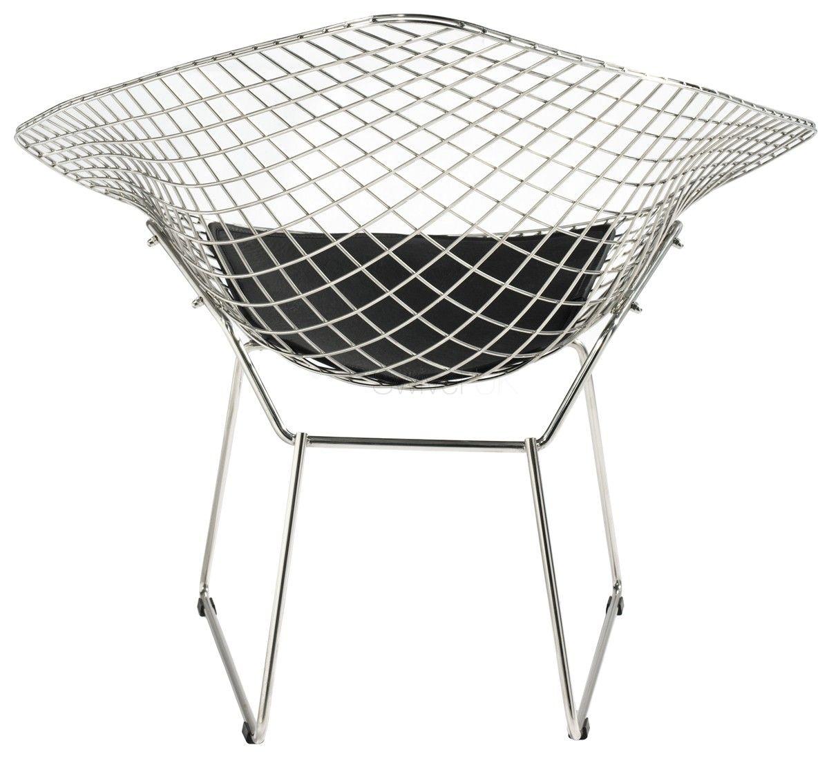 Harry bertoia diamond chair bertoia