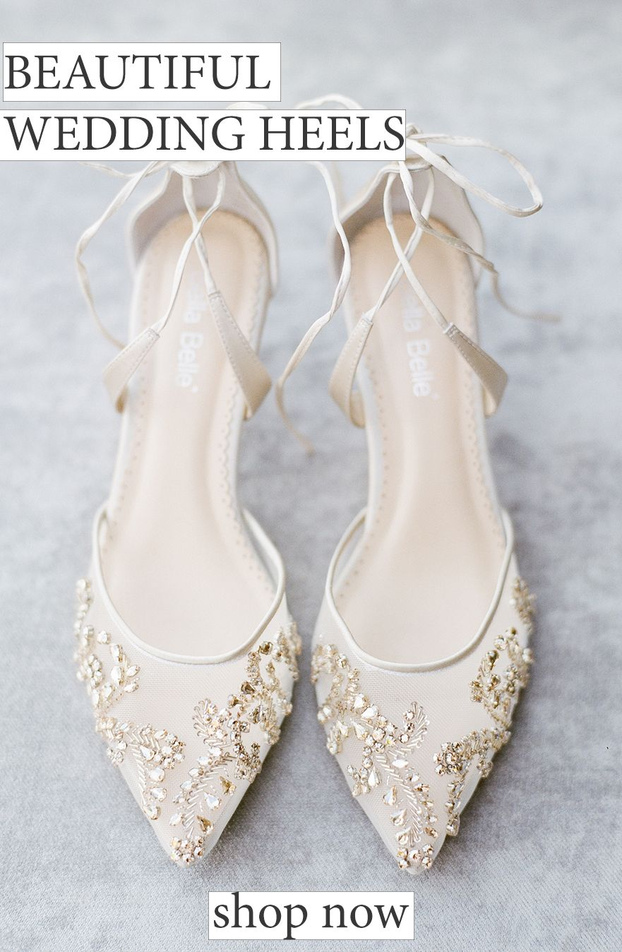 Wedding Shoes Low Heels For Brides In 2020 Wedding Shoes Heels Wedding Shoes Low Heel Bride Shoes