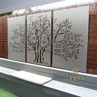 Sea Turtle Triptych – DIY Decorative Screens Indoor / Outdoor Garden Wall Art