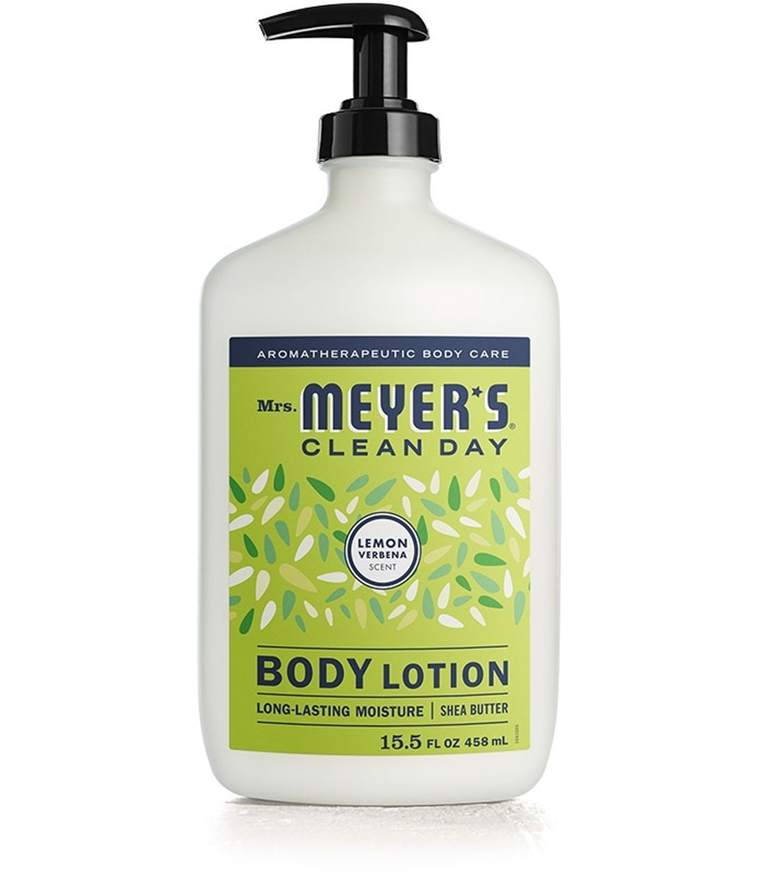 Mrs Meyer S Lemon Verbena Body Lotion 15 5 Fl Oz In 2020 Body
