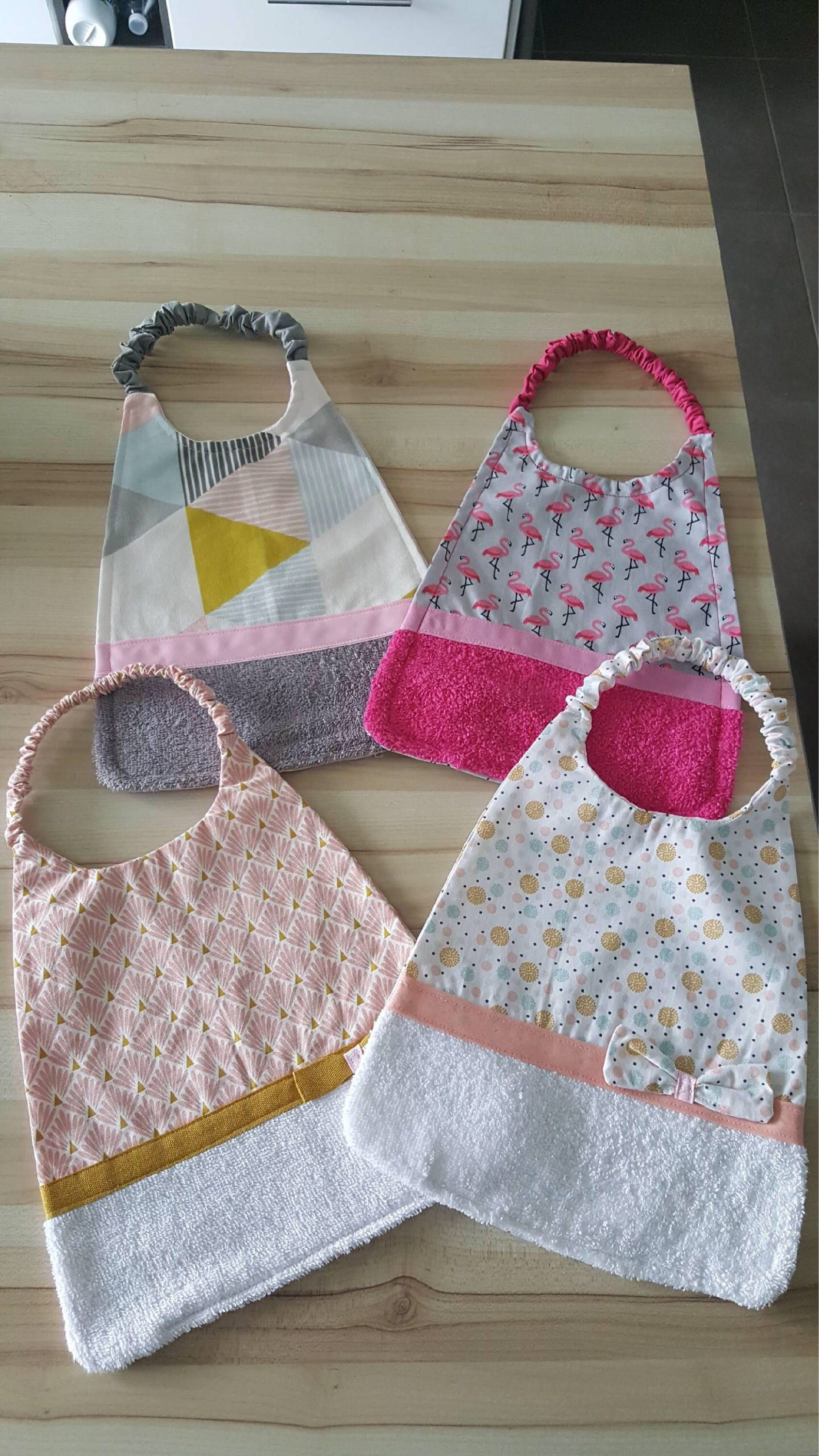 Bib elasticated child