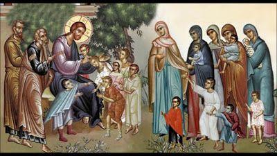La Prière de Jésus: Le Chrétien doit être courtois envers tous.  ( Sai...