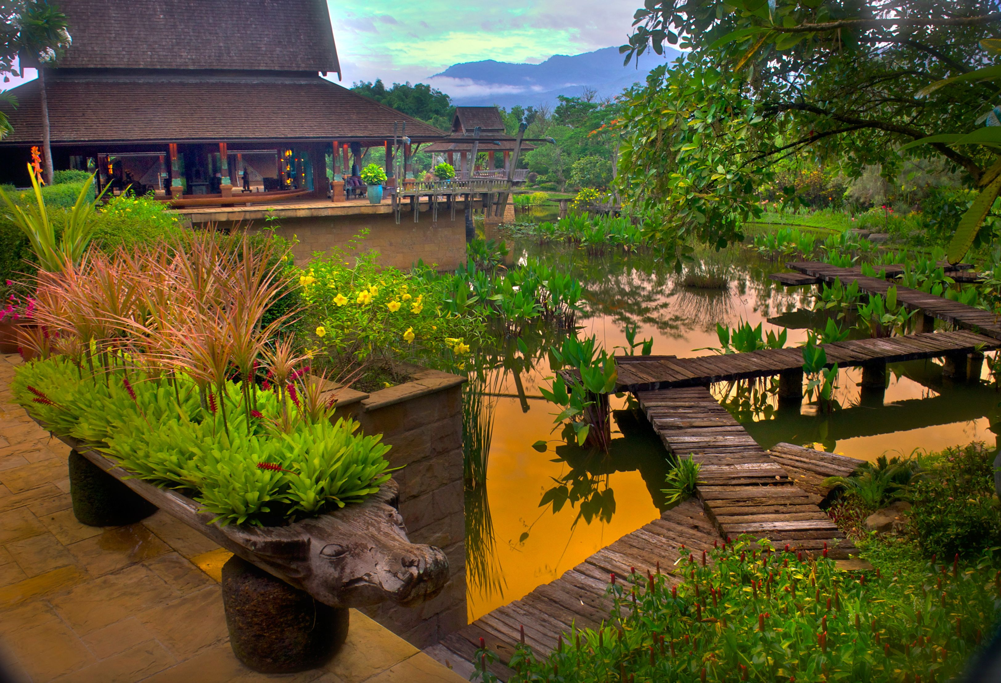 howie s homestay chiang mai thailand designed by bensley