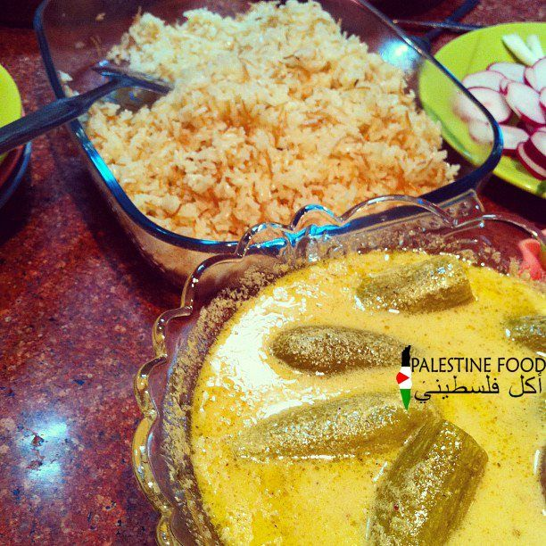 Stuffed Zucchini And Yogurt Sauce Kousa Mehshi Bi Laben كوسا محشي باللبن Middle Eastern Recipes Lebanese Recipes Food