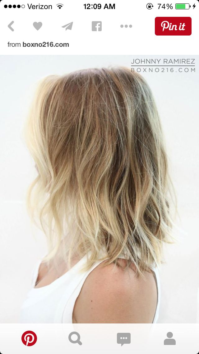 Dirty Blonde To Light Blonde Ombre Hair Hair Blonde Ombre Short