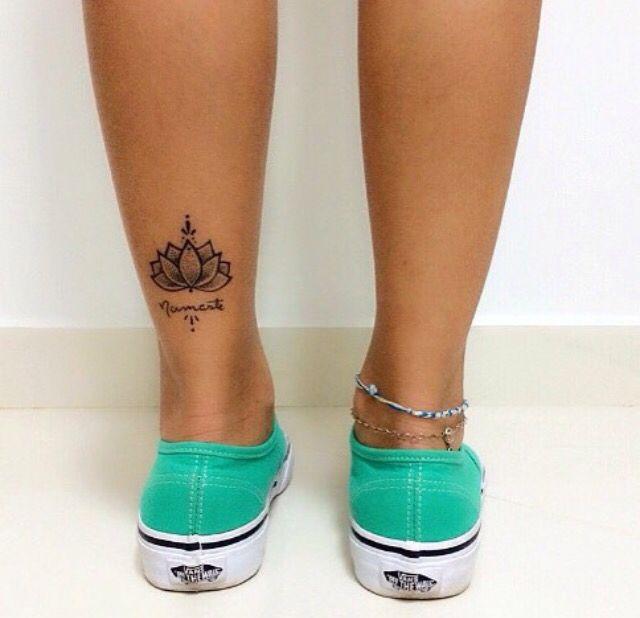 namaste lotus | tatoo | pinterest | tatouage, tatouage fleur de