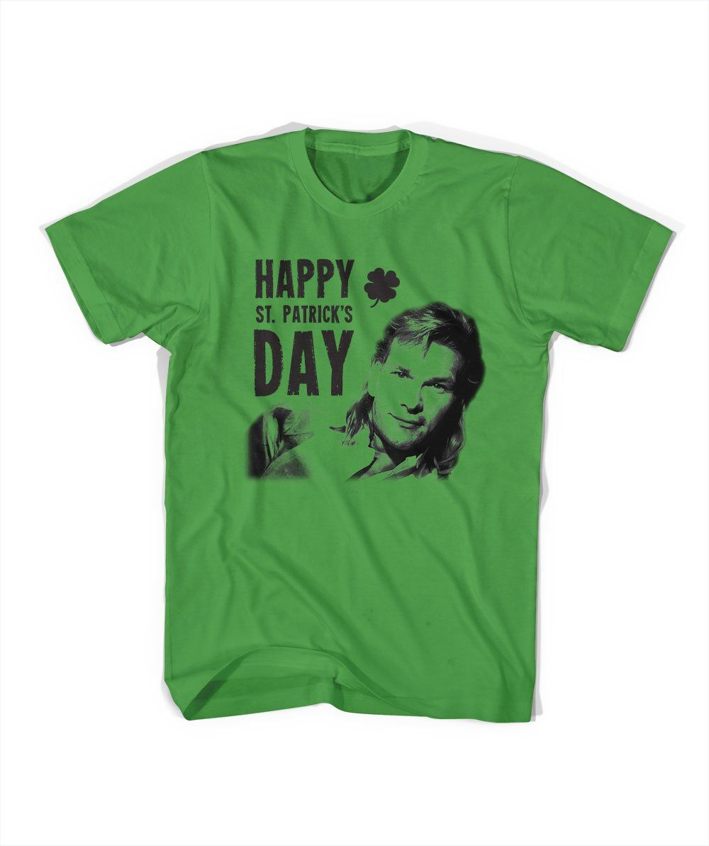 Dead Parody Womens Funny St Day Of The Beer Patrick/'s Day T-Shirt Irish Top