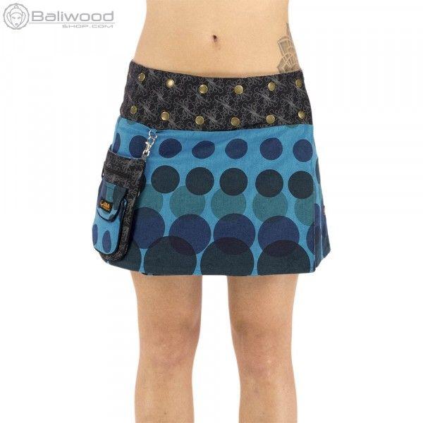 d3413cd6fede23 Jupe reversible,sacoche intégrée à la ceinture.mini jupe ...