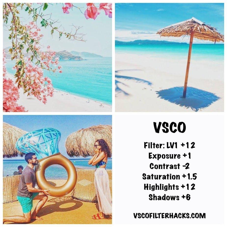 10 VSCO Filters for Summer - VSCO Filter Hacks   SUMMER VSCO FILTER