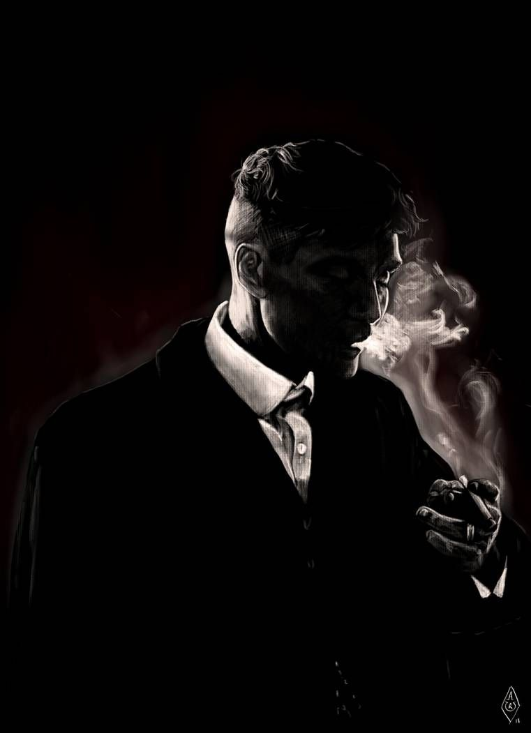 Thomas Shelby From Peaky Blinders By Bilou020285 On Deviantart