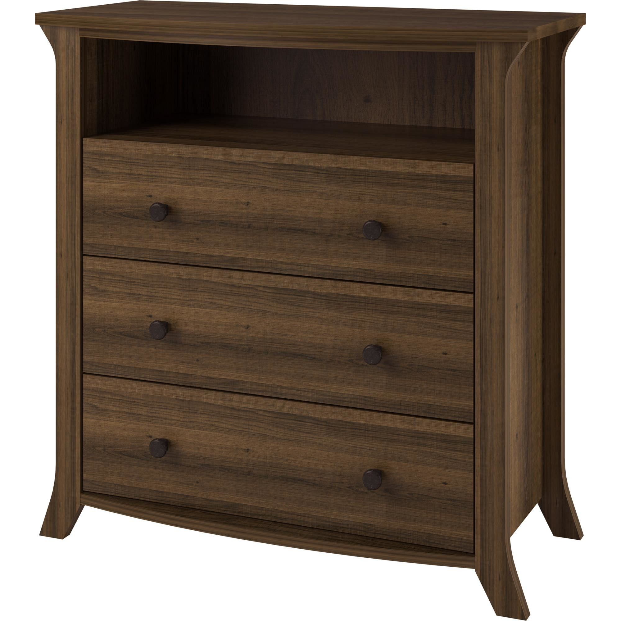 Altra Furniture Oakridge Drawer Media Chest Desert Home - Oakridge bedroom furniture