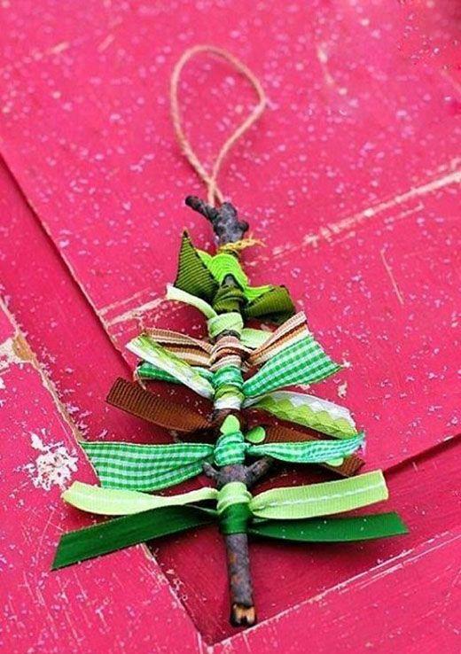 navidad decoraciones artesanías