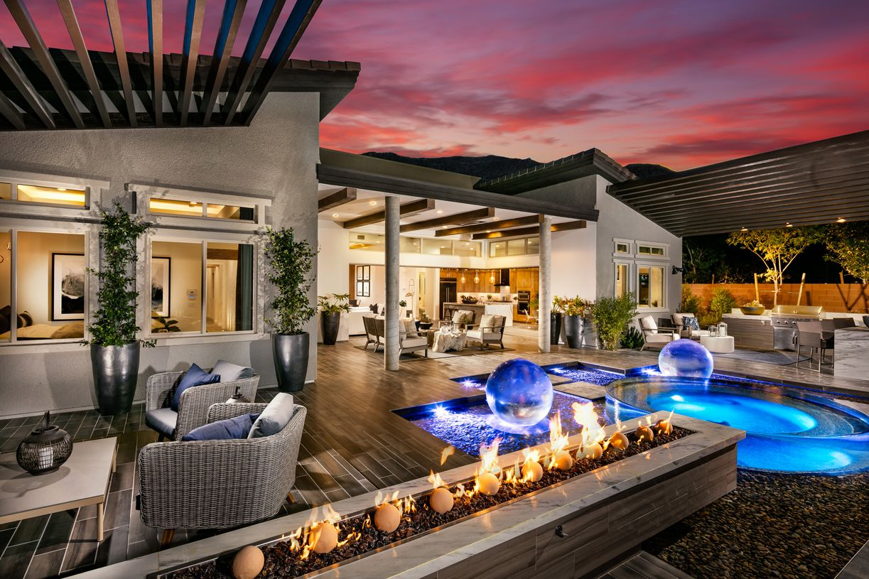 Toll Brothers - America\'s Luxury Home Builder | Outside Plans ...