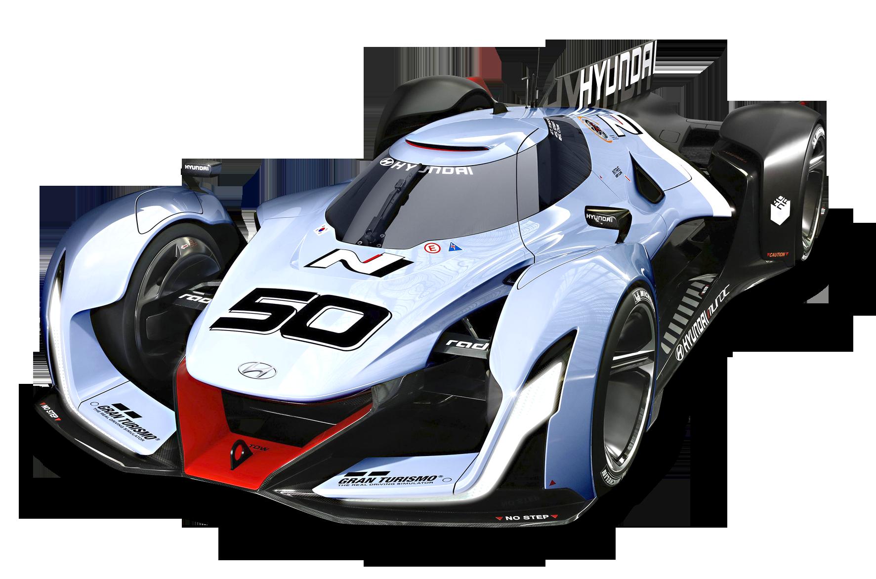 Hyundai N 2025 Vision Racing Car Png Image Hyundai Race Cars Car