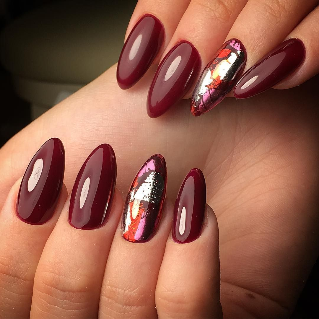 102 Easy Gel Polish Nail Art Ideas For Spring 2020 Red Nails