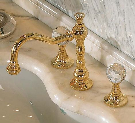 Photo of lineatre bathroom gold 6 – Trendir