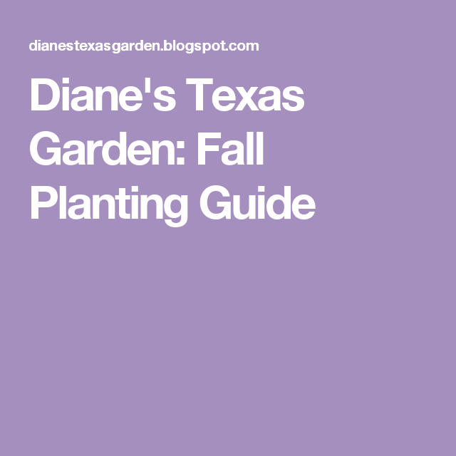 Fall Vegetable Gardening Guide For Texas: Fall Planting Guide (With Images)