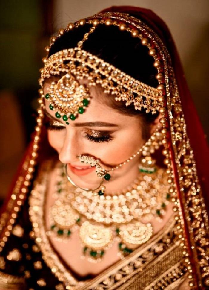 DIY Timeless Wedding Day Makeup | Green Wedding Shoes