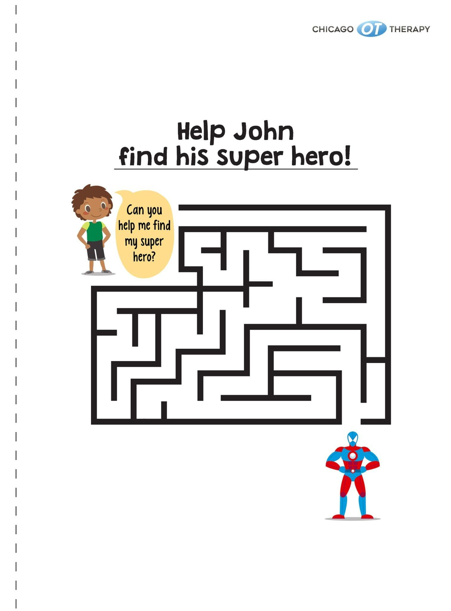 Pin On Mazes For School