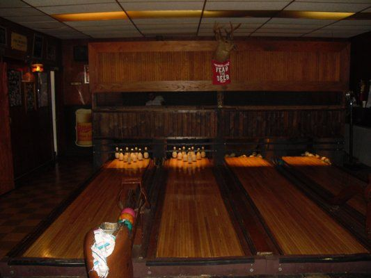Bowling Koz S Mini Bowl 2078 S 7th St Milwaukee Wi 53204 Neighborhood Historic Mitchell Street 414 383 0560 Small Pool Table Mini Bowling Mini Bowls