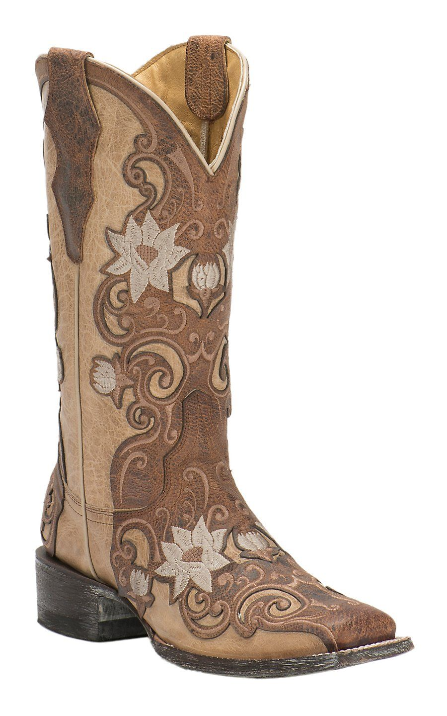 Cavender S By Old Gringo Women S Laurina Vintage Brown