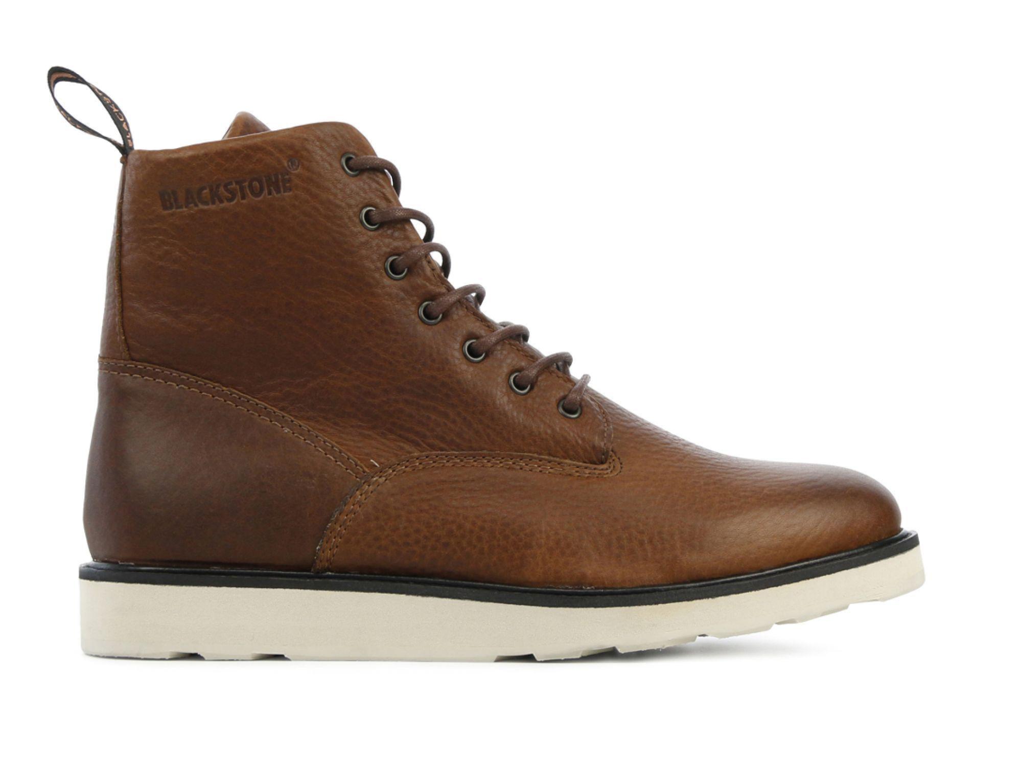 64df3722567 Cognac Blackstone Booties - Van den Assem - Nieuwsbrief boots for ...