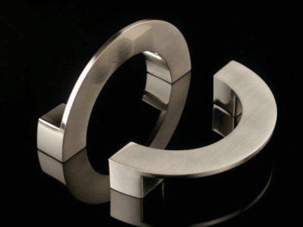 96 mm Silber Möbel Griffe Griff Küche Kabinett Knöpfe Möbelgriff - griffe für küche