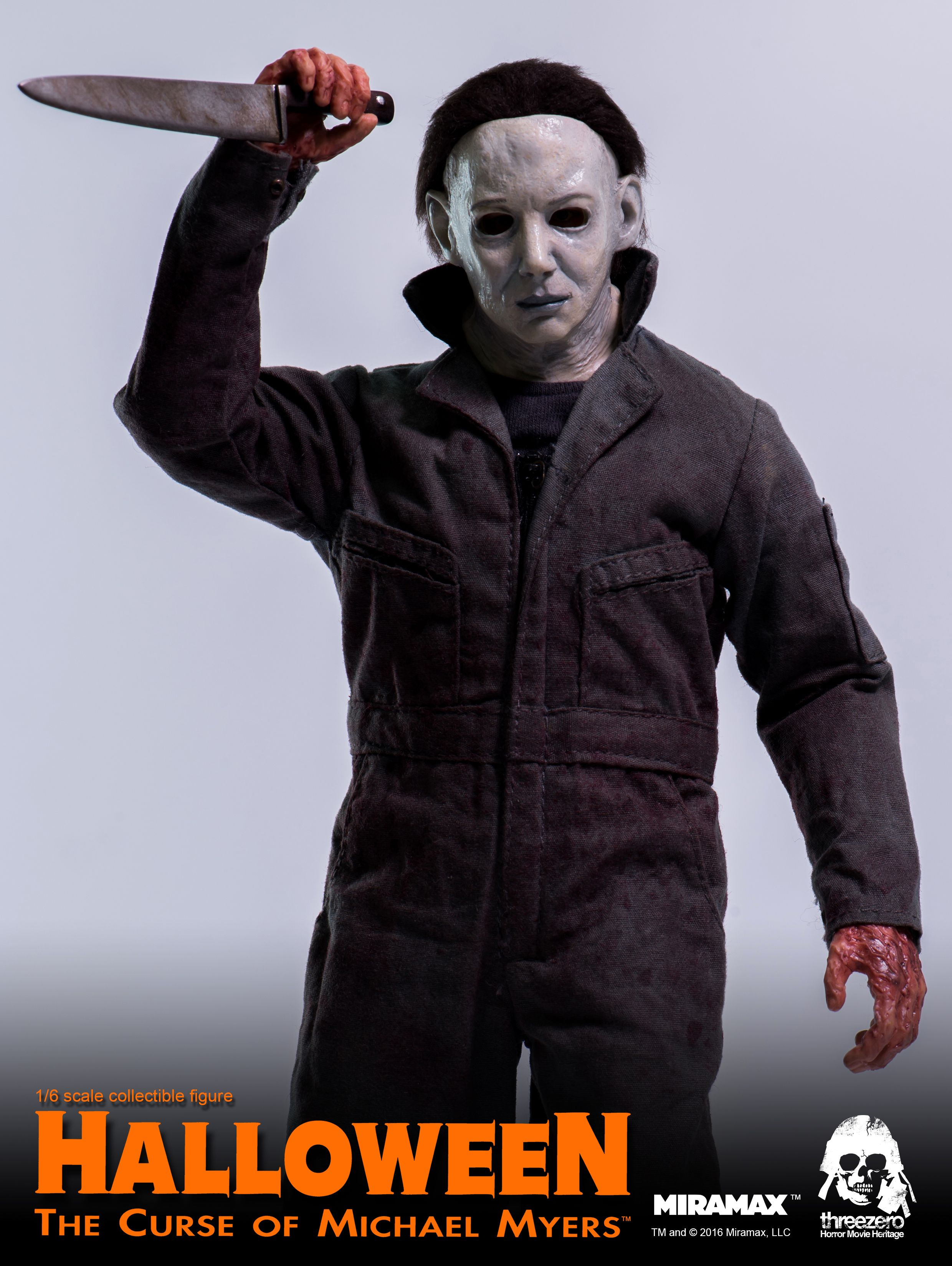 Halloween 6 The Curse of Michael Myers 1/6th scale