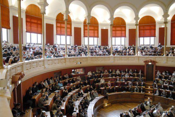 Université Lumière Lyon 2 - Big amphitheater